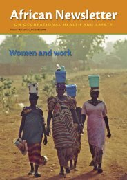 African Newsletter 3/2008 pdf Women and work