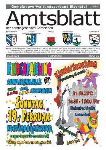elsenztal 07 12.pdf - Gemeinde Mauer
