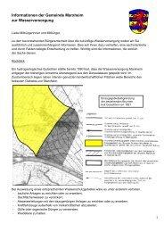 Flyer zum Download - Marxheim