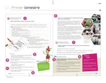 Primer bimestre - Guías didácticas para el profesor. Editorial Nuevo ...