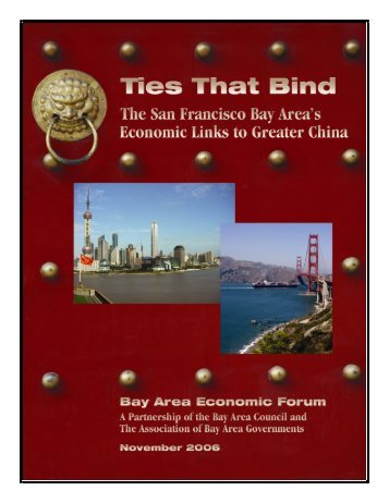 Ties That Bind - Bay Area Council Economic Institute