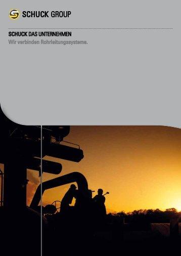 Das Unternehmen PDF - Schuck Group