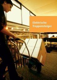 Elektrische Treppensteiger Inhalt - Mapo
