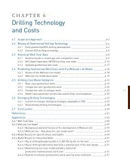 Drilling Technology and Costs - EERE - U.S. Department of Energy