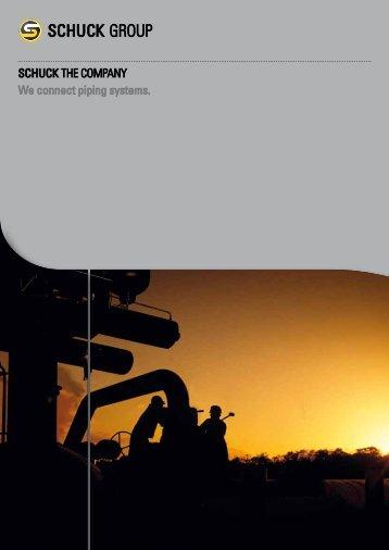 the company PDF - Schuck Group