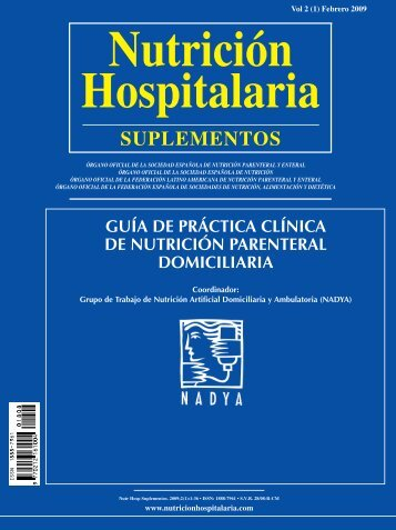 SUPLEMENTOS - Nutrición Hospitalaria