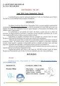 """Numarul 2 - octombrie 2010 - CAR Pensionari """"Elena Cuza"""" - Page 2"""