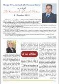 """Numarul 2 - octombrie 2010 - CAR Pensionari """"Elena Cuza"""" - Page 3"""