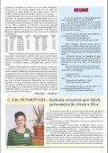 """Numarul 2 - octombrie 2010 - CAR Pensionari """"Elena Cuza"""" - Page 6"""