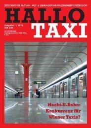 Hallo Taxi 1 2010 - bei Taxi 60160