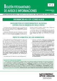 herbicidas - No Laboreo