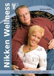 ¡Éxito Diamante Real para Sissel y Morten! - Nikken