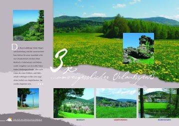 ...unvergesslicher Urlaubsspaß - Gemeinde Rimbach
