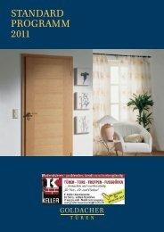 Katalog Standard Programm