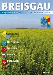 Eschbach Hartheim - GewerbePark Breisgau