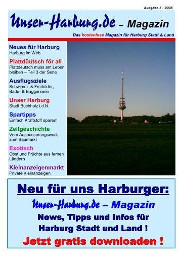 Ausgabe 03-2008 - Unser Harburg