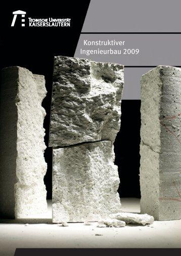Zum Jahresbericht 2009 - Fachbereich - Bauingenieurwesen ...