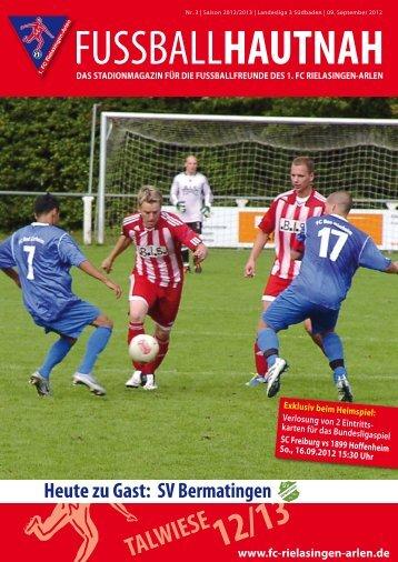 TALWIESE - FC Rielasingen-Arlen