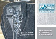 finden Sie das aktuelle Prospekt als PDF - Stein Schwate GmbH