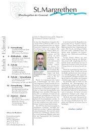 221-Mitteilungsblatt-04-11 [PDF, 10.1 MB] - St. Margrethen