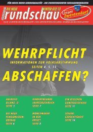 Winter 012/13 Die neue - SPÖ Zwentendorf