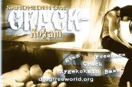 Sandheden om crack-kokain-hæftet - Stiftelsen for en Stoffri Verden