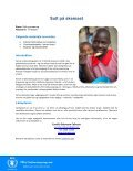 Sult på skemaet - WFP World Food Programme - Page 2