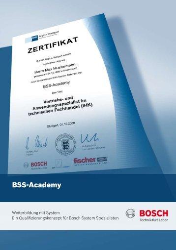 BSS-Academy - GARP