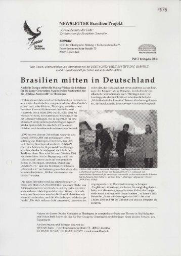 Brasilien mitten in Deutschland - Toskana Therme