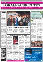 Ausgabe 21-2006 (PDF) - Berliner Lokalnachrichten