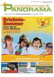 Ausgabe 06/09 - Steiermark Panorama