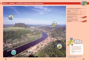 Natur-, Lebens- und Wirtschaftsräume analysieren