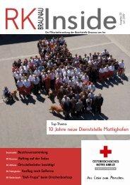 Juni 2009 - Österreichisches Rotes Kreuz