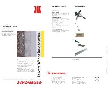 thermopal®-sr44 - Schomburg