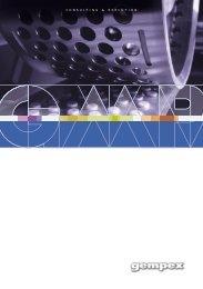 C O N S U L T I N G & E X E  C U T I O N - gempex GmbH