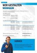 Mieterzeitung 1, 2012 - SWG-Nordhausen - Seite 2