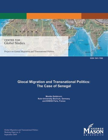 Glocal Migration and Transnational Politics - Center for Global ...