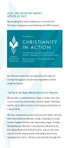 Adventist 'Christianity in Action'. - Sydney Adventist Hospital - Page 4
