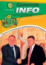 Folge 08/2009 (1,65 MB) - Wallern