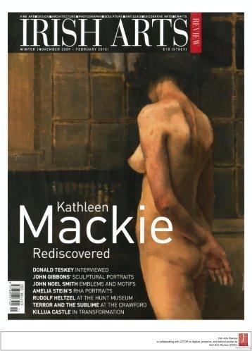 09 )(8* =-0 - Irish Arts Review