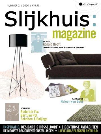 Slijkhuis-Interieur.nl Magazines