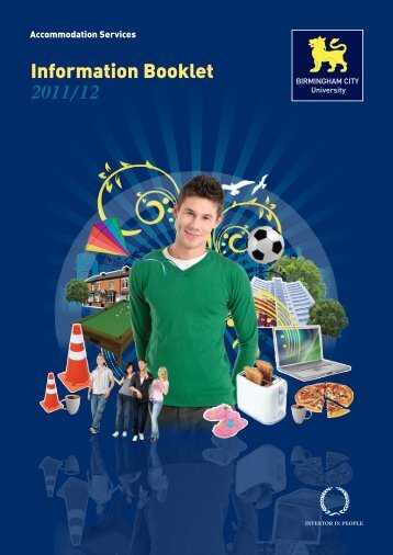Information Booklet 2011/12 - Birmingham City University