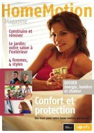 Confort et protection - Somfy
