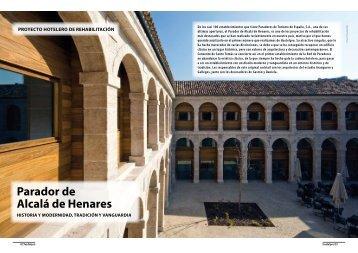 Parador de Alcalá de Henares - Promateriales