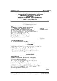 3. Laporan Prosiding Pendengaran Awam Jawatankuasa - Parlimen ...