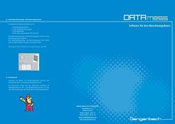 Download Info-Prospekt DATAmeas