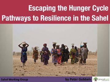 Groupe de travail pour le Sahel - Overseas Development Institute