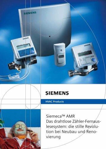 Download Prospekt Siemeca Fernauslesesystem