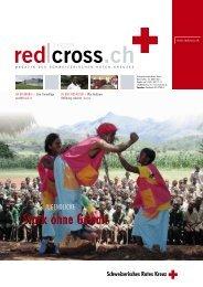 Porträt P. Andereggen S. 20 - Schweizerisches Rotes Kreuz