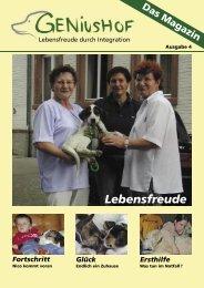 Download - Geniushof eV - Lebensfreude durch Integration
